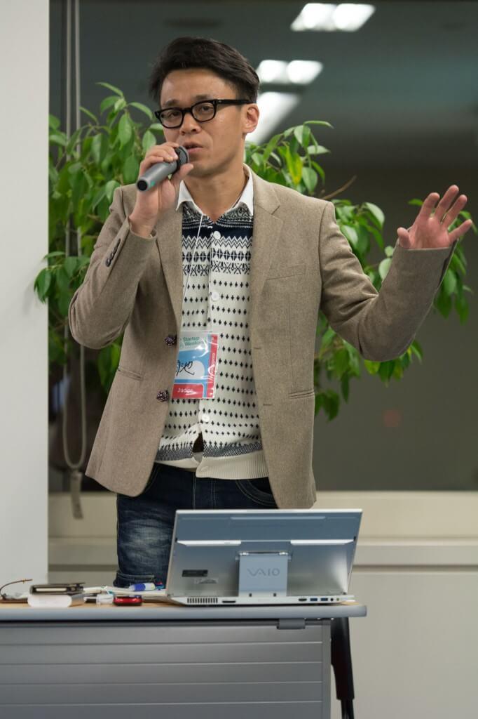 株式会社リアルワールド代表取締役社長菊池誠晃
