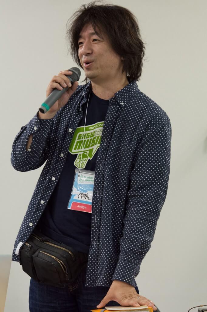 クリプトン・フューチャー・メディア株式会社代表取締役伊藤博之