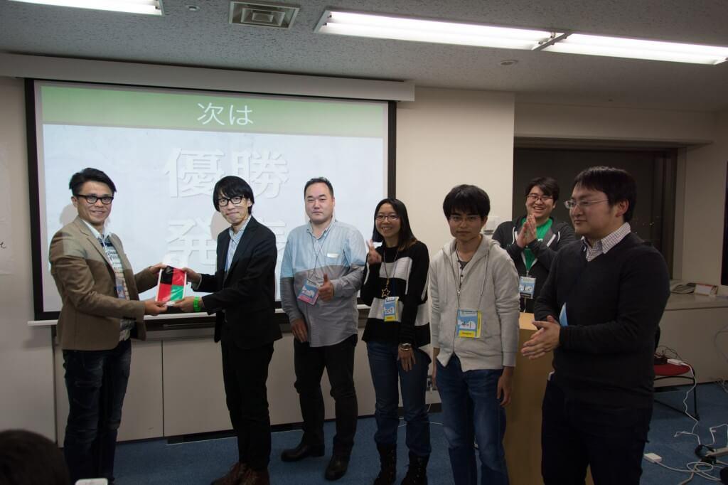 Startup Weekend Sapporo 3位「Challenge.diet」