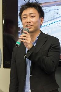 Startup Weekend Sapporoのオーガナイザー候補2 森下さん