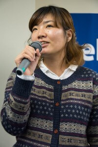 Startup Weekend Sapporoのオーガナイザー候補3 高橋さん