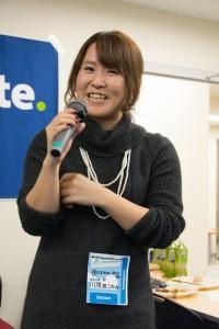 Startup Weekend Sapporoのオーガナイザー候補4 川原田さん